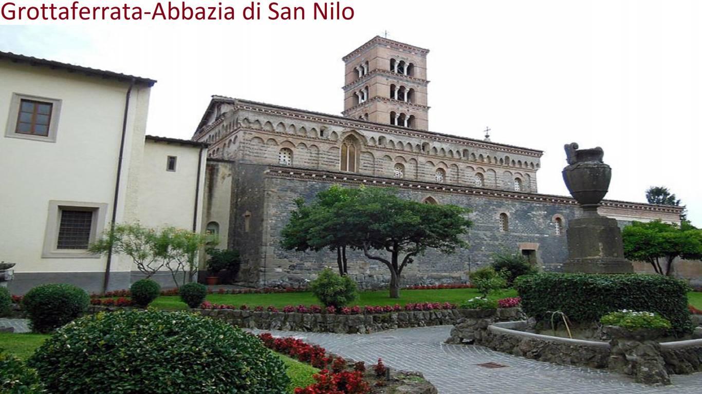Hotel-Castel-Vecchio-Castel-Gandolfo-Castelli-Romani-Grottaferrata-Greek-abbey-San-Nilo