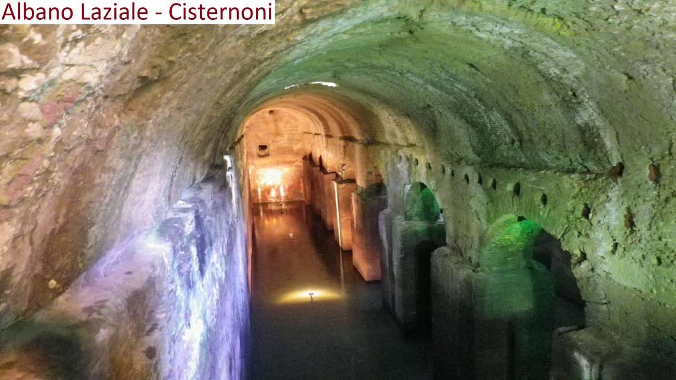 Albano-laziale-Cisternoni
