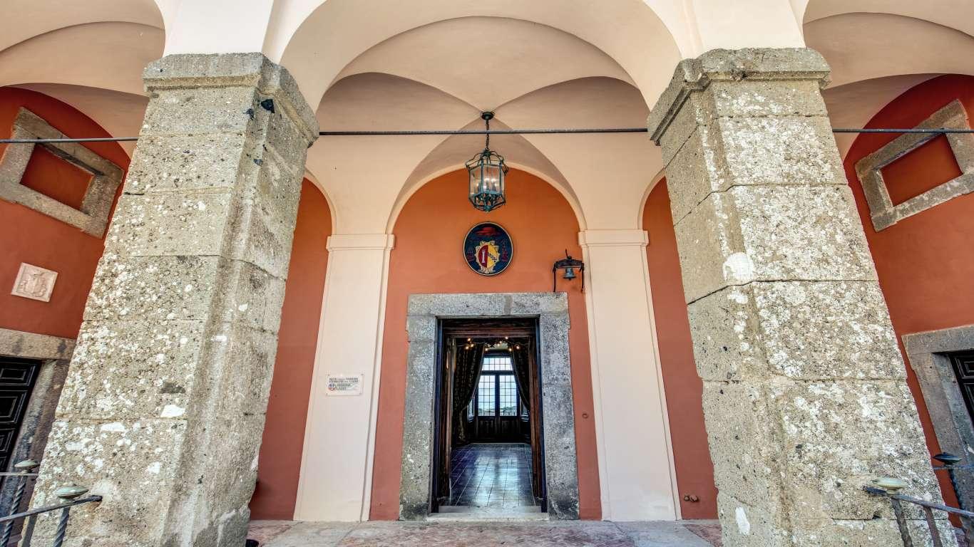 Villa-Del-Cardinale-Rocca-di-Papa-Lago-Albano-Giardino-Italiana-3