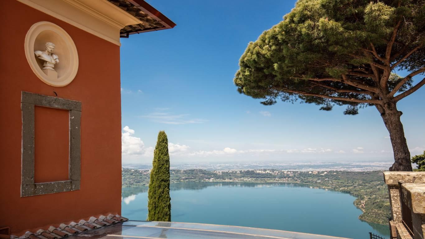 Villa-Del-Cardinale-Rocca-di-Papa-Lago-Albano-Giardino-Italiana-4