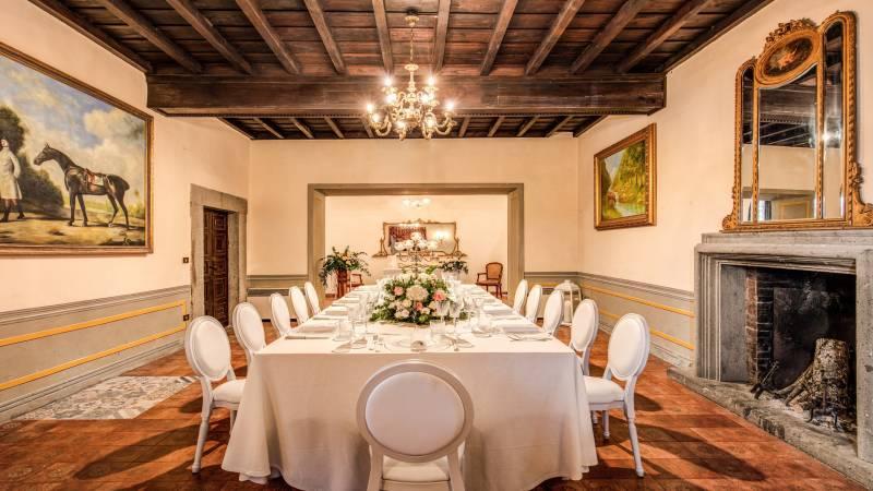 Villa-Del-Cardinale-Rocca-di-Papa-Lago-Albano-Cavallo-4