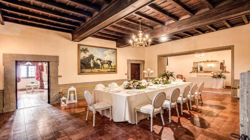 Villa-Del-Cardinale-Rocca-di-Papa-Lago-Albano-Cavallo-5