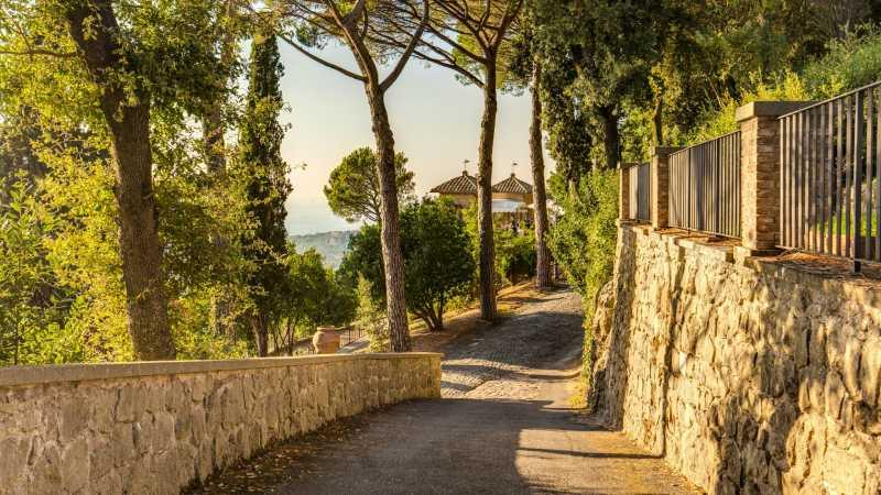 Villa-Del-Cardinale-Rocca-di-Papa-punta-san-michele-28